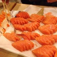 Photo taken at Wonder Sushi by Olivia G. on 3/2/2015