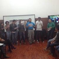Photo taken at UNAM CELE TLALPAN by Orumi M. on 11/16/2014