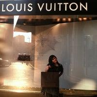 Photo taken at Louis Vuitton by MamingNisa D. on 3/15/2013