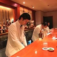 Photo taken at 銀座 TENDER by Christopher B. on 12/28/2016