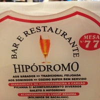 Photo taken at Bar e Restaurante Hipódromo by Karla B. on 11/25/2012