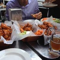 Photo taken at Wogies Bar & Grill by Kaunteya C. on 8/2/2012