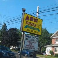 Photo taken at A&N Diner by Steve K. on 6/20/2013