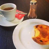 Photo taken at Cafetaria Green Tea by Bárbara B. on 9/25/2014
