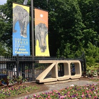 Photo taken at Smithsonian National Zoological Park by Liv H. on 5/29/2013