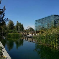 Photo taken at Parque Bicentenario by Trinsky H. on 12/30/2012