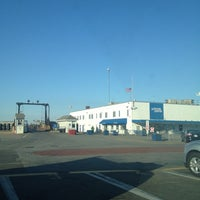 Photo taken at Steamship Authority - Woods Hole Terminal by Jonathan S. on 12/15/2012