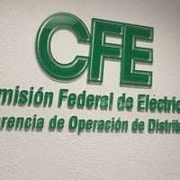 Photo taken at CFE Oficinas Nacionales by Francisco Javier L. on 9/5/2016