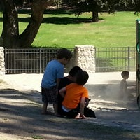 Photo taken at Garfield Park by Michael A. on 10/5/2013
