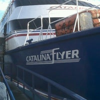 Photo taken at Catalina Flyer by David W. on 12/27/2012