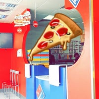 Photo taken at Domino's Pizza by Mido A. on 8/5/2015
