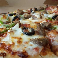 Photo taken at Domino's Pizza by Mido A. on 8/26/2015