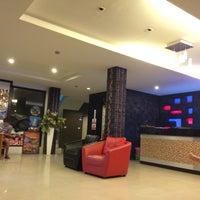 Photo taken at Baramee Hip Hotel Phuket by Дмитрий Ш. on 3/22/2014