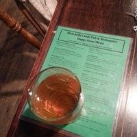 Photo taken at Mick Kelly's Irish Pub by Geoff M. on 6/1/2014