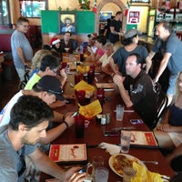 Photo taken at Amigo's Authentic Mexican Food by Erik B. on 12/12/2012