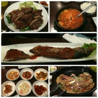 Photo taken at Seoul Garden by Eric C. on 4/23/2016