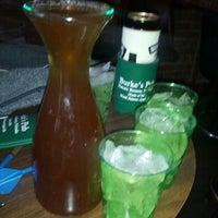 Photo taken at Burke's Pub by David K. on 3/17/2013