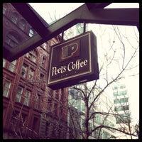 Photo taken at Peet's Coffee & Tea by Stephanie M. on 4/20/2014
