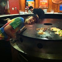 Photo taken at bd's Mongolian Grill by Brian C. on 4/13/2013