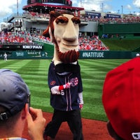 Photo taken at Nationals Park by Dave C. on 7/4/2013