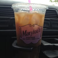 Photo taken at Marylou's Coffee by L O. on 5/5/2013