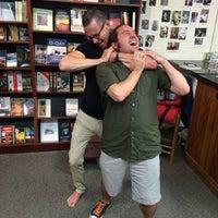 Photo taken at The Regulator Bookshop by Greg G. on 7/14/2016
