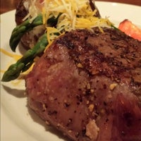 Photo taken at The Keg Steakhouse & Bar by Christopher P. on 2/1/2014