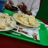 Photo taken at Sbarro by NaiF A. on 5/29/2014
