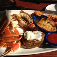 Photo taken at Red Lobster by Justin L. on 3/13/2013