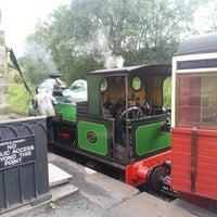 Photo taken at Tanfield Railway by Richard B. on 7/22/2012