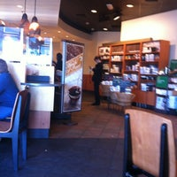 Photo taken at Starbucks by Bill W. on 1/20/2013