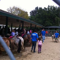 Photo taken at Griffith Park Pony Rides by Bill W. on 4/13/2013
