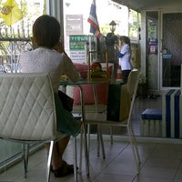 Photo taken at Blue Romance Bakery & Coffee house by Asawanee P. on 12/6/2012