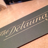 Photo taken at The Delaunay by Sadoun A. on 9/29/2014