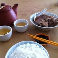 Photo taken at Restoran Sze Hwa Bak Kut Teh (古来世华肉骨茶) by Sapasapa C. on 6/7/2014