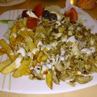 Photo taken at Shawarma by miguel G. on 1/8/2014
