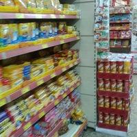Photo taken at Supermercado Fortaleza Hiper by Wellen S. on 11/3/2012