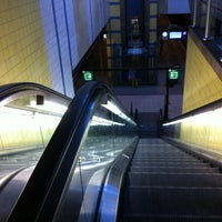 Photo taken at Station Rotterdam Blaak by Willem v. on 2/17/2013