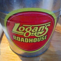 Photo taken at Logan's Roadhouse by Alex C. on 5/23/2013