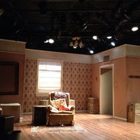 Photo taken at Peter Jay Sharp Theater @ Playwrights Horizons by kathi p. on 9/17/2013