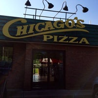 Photo taken at Chicago's Pizza by Joao B. on 5/11/2014