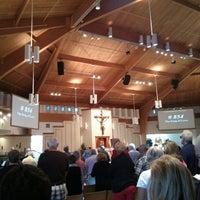 Photo taken at St. Matthew Catholic Church by Luis O. on 10/25/2014