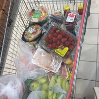 Photo taken at Carrefour by Lena . on 10/2/2016