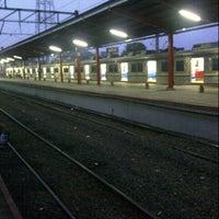 Photo taken at Stasiun Depok Lama by Bob H. on 12/11/2012