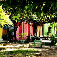 Photo taken at Trancoso by Max O. on 10/14/2012