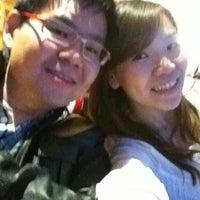 Photo taken at Wingtips Lounge by Karista K. on 10/10/2012