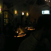 Photo taken at Salud Tequila Lounge by Ben G. on 10/21/2012
