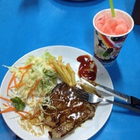 Photo taken at Extra Steak2 by Analucia R. on 1/2/2015