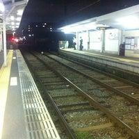 Photo taken at Setagaya Station (SG05) by Aida T. on 10/10/2012