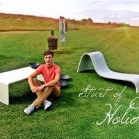 Photo taken at Ypsilon Golf Resort Liberec by Vašek K. on 6/28/2014
